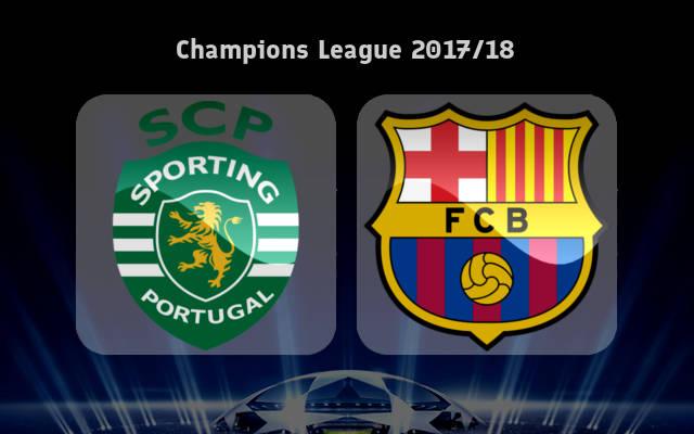 پخش زنده و انلاین بازی بارسلونا و اسپورتینگ