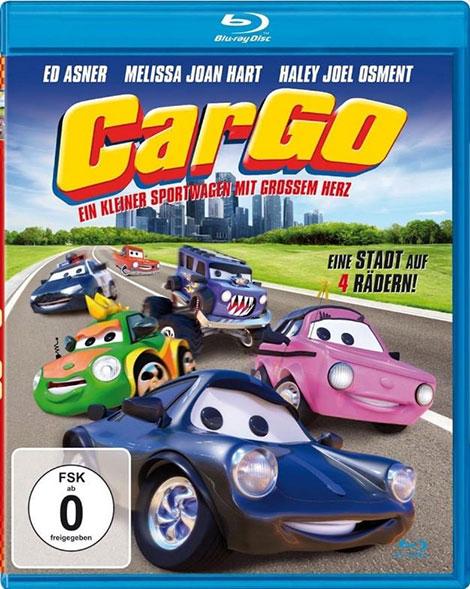دانلود انیمیشن CarGo 2017