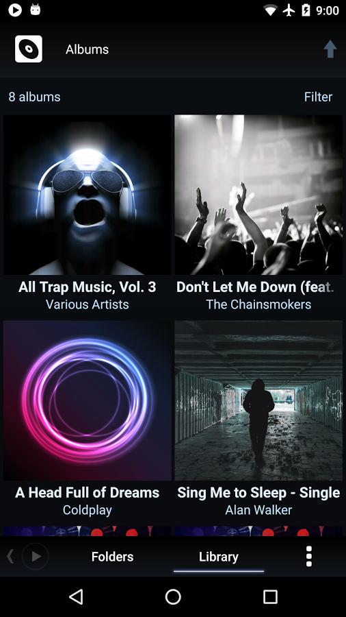 دانلود رایگان آخرین نسخه برنامه پاور امپ موزیک پلیر Poweramp Music Player