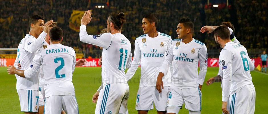 مالکیت کمتر توپ و میدان، یکی از عوامل موفقیت رئال مادرید در این فصل