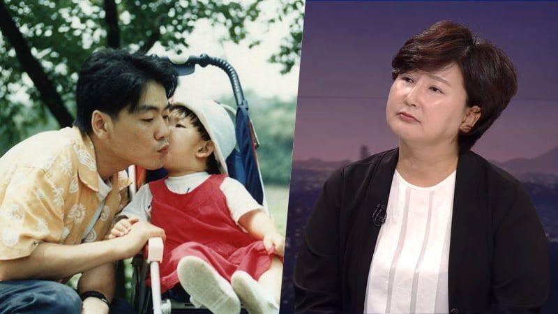 چرا همسر کیم کوانگ سئوک خبر فوت دخترش رو برای ده سال مخفی کرد ؟؟❤️🍂
