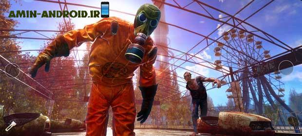 دانلود بازی اکشن اندروید Radiation City