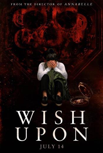 دانلود فیلم Wish Upon 2017 با لینک مستقیم