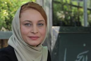 چهره بدون آرایش مریم کاویانی بازیگر 47 ساله