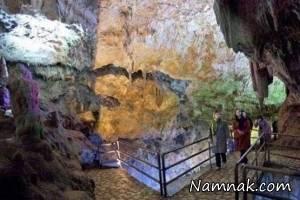 عکس جاذبه های گردشگری تونل برزخ در کرمانشاه