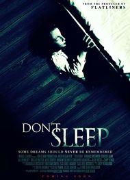 دانلود رایگان فیلم Dont Sleep 2017