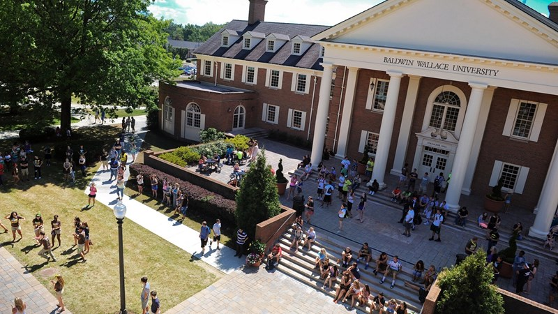 پسورد اورجینال دانشگاه Baldwin Wallace University آمریکا