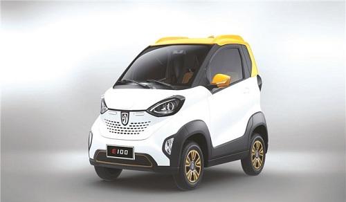ارزان قیمت ترین خودرو الکتریکی جنرال موتورز