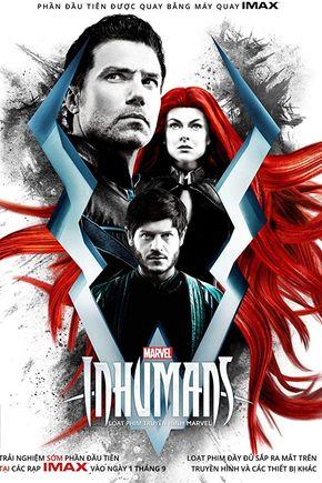 دانلود سریال Inhumans با لینک مستقیم