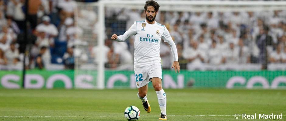 اسامی بازیکنان رئال مادرید برای رویارویی با اسپانیول اعلام شد