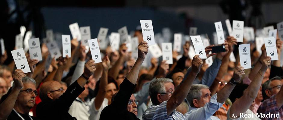 برگزاری اجلاس سالیانه قانونگذاران رئال مادرید؛ رای اعتماد دوباره به فلورنتینو پرز