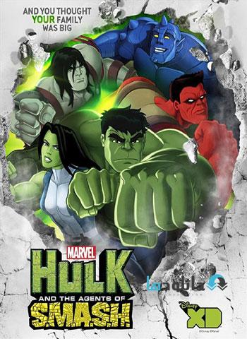 دانلود فصل دوم انیمیشن Hulk and the Agents of S.M.A.S.H Season 2 2014