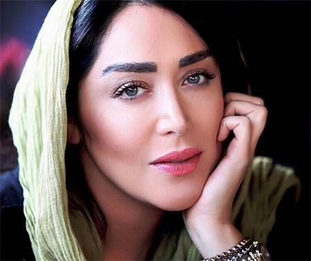 سارا منجزی بازیگر زیبا و آراسته ایرانی + تصاویر