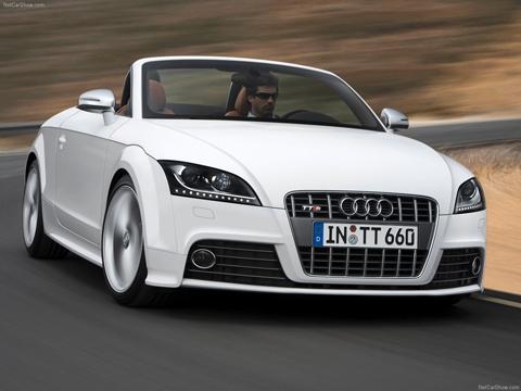 مشخصات فنی خودرو آئودی TT