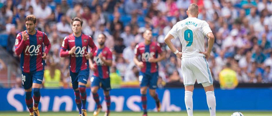 بازگشت کریم بنزما به ترکیب رئال مادرید از بازی مقابل ختافه