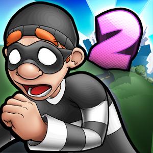 دانلود Robbery Bob 2: Double Trouble 1.5 – بازی باب سارق 2 اندروید + مود + دیتا