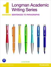 دانلود کتاب Longman Academic Writing Series 1