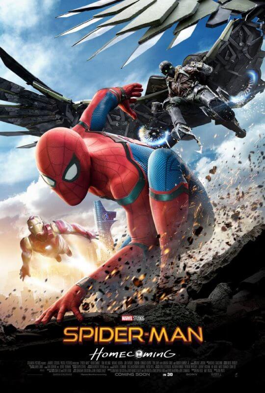 دانلود فیلم مرد عنکبوتی 2017