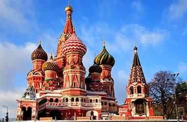 تور روسیه، تور مسکو - سنت پترزبورگ