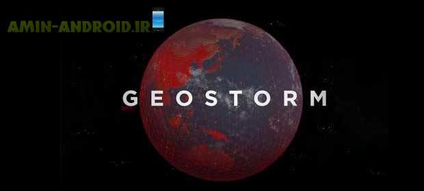 دانلود بازی اندروید Geostorm