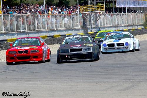 تاریخ برگزاری راند سوم مسابقات اتومبیلرانی سرعت قهرمانی کشور مشخص شد