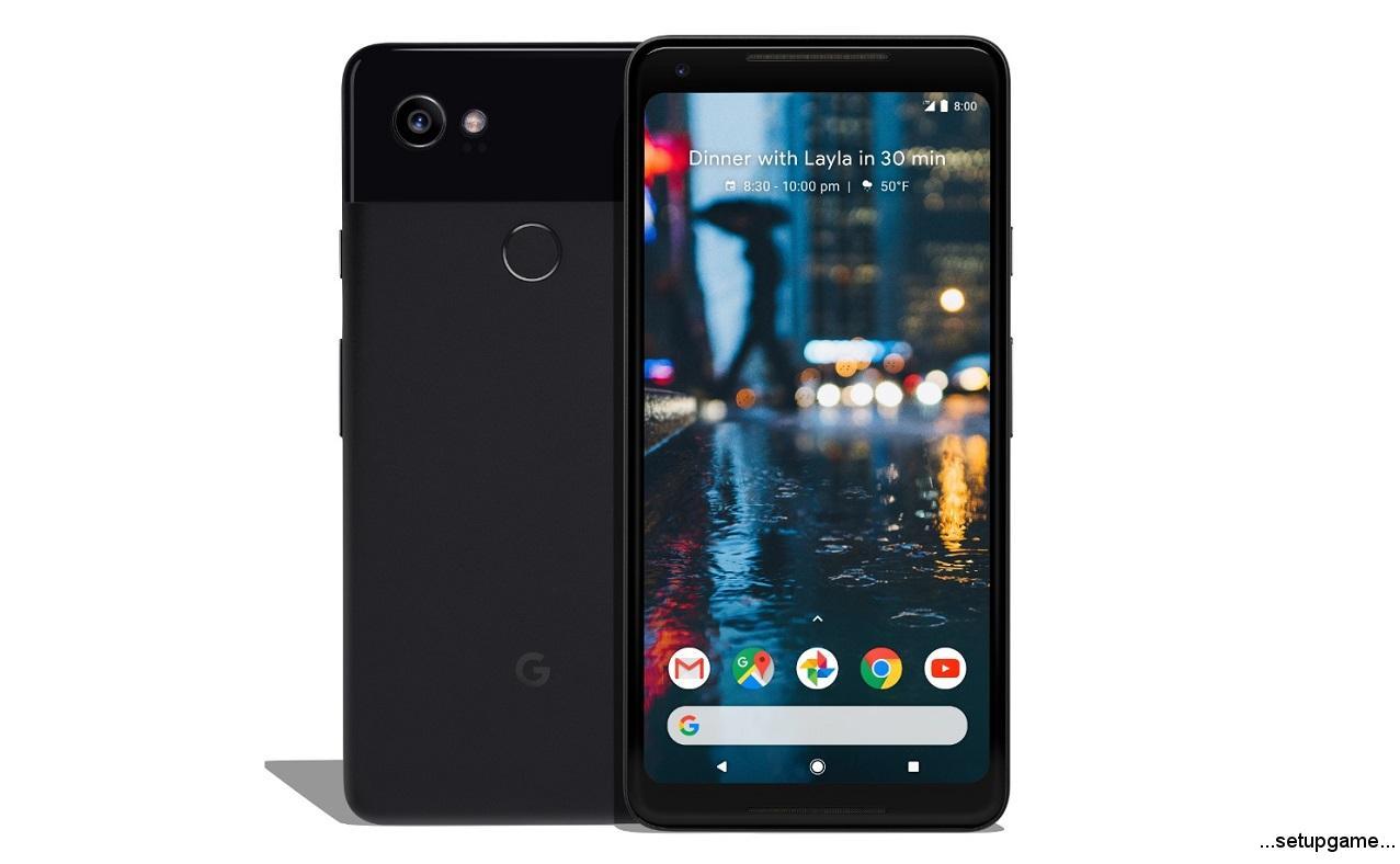 گوگل رسماً از Pixel 2 XL رونمایی کرد