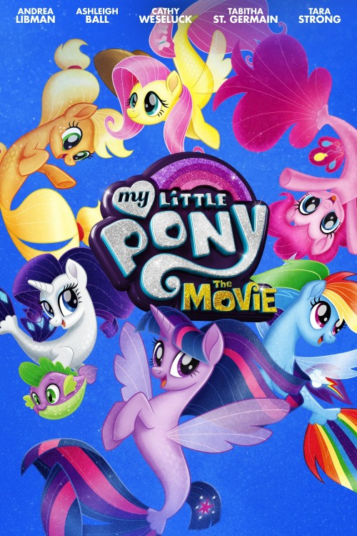 دانلود انیمیشن My Little Pony The Movie 2017