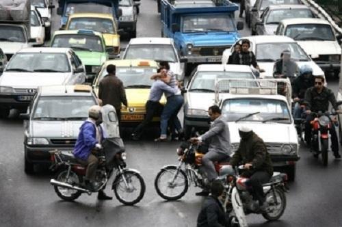 ایران در صدر مرگ و میر بر اثر تصادف قرار گرفت!