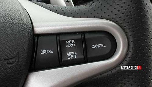 بهترین زمان استفاده از کروز کنترل