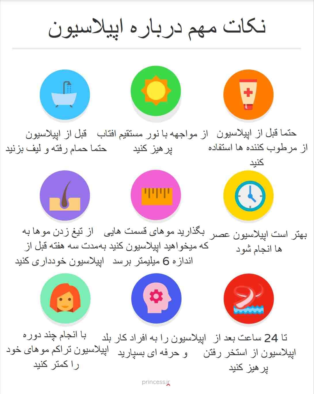 لیست ارایشگاه زنانه شرق تهران