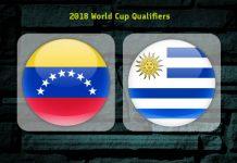 پخش زنده و انلاين بازي اروگوئه و ونزوئلا