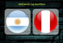 پخش زنده و انلاين بازي آرژانتین و پرو