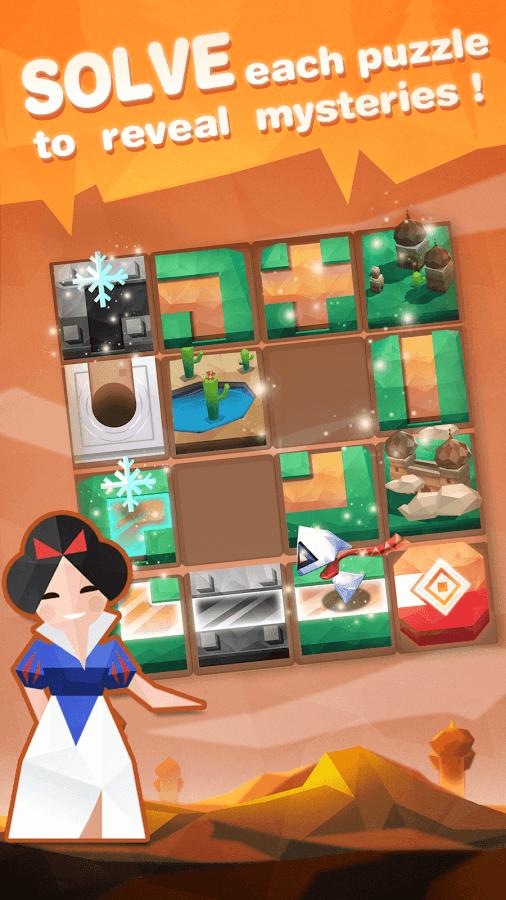 دانلود Dream Puzzle: Unblock the Road 1.1.9 - بازی پازل رویایی: انحلال جاده برای اندروید