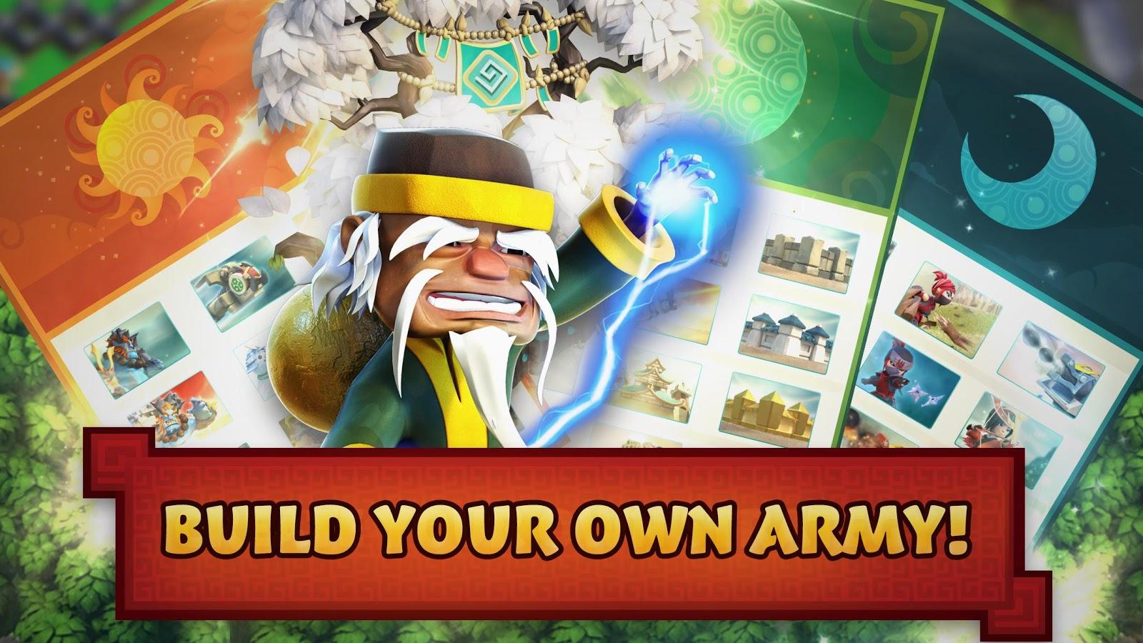 دانلود Samurai Siege: Alliance Wars 1590.0.0.1 - بازی استراتژیک سامورایی برای اندروید و آی او اس
