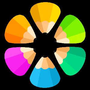 دانلود رایگان برنامه InColor - Coloring Books v2.5.1 - نرم افزار طراحی و نقاشی فوق العاده برای اندروید