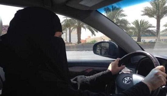 مرگ اولین راننده زن در عربستان + فیلم