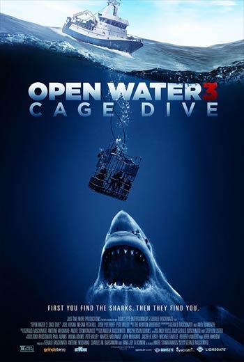 دانلود فیلم Open Water 3 Cage Dive 2017 با زیرنویس فارسی