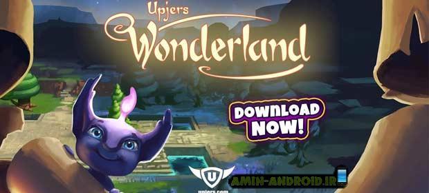دانلود بازی اندروید upjers Wonderland