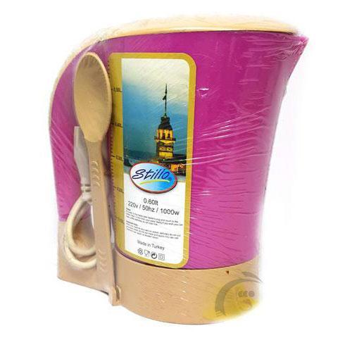 کتری برقی مسافرتی همراه Stillo - چایساز و قهوه ساز همراه