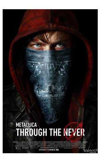 دانلود رایگان فیلم Metallica Through The Never 2013