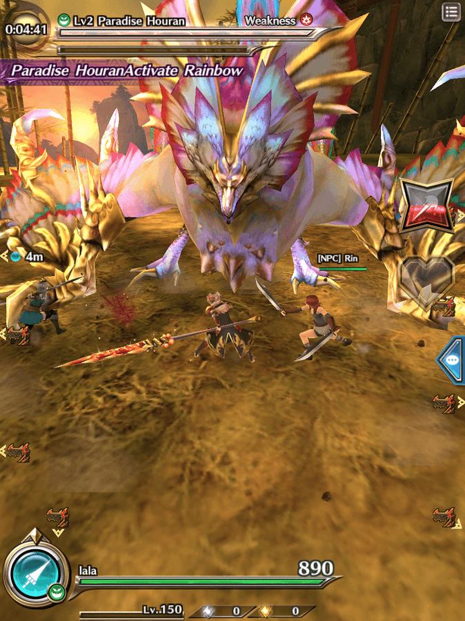 دانلود رایگان بازی پروژه اژدها Dragon Project