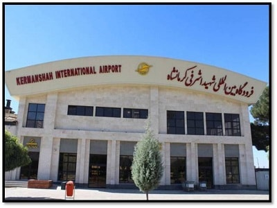 دانستنيهاي مسافر (فرودگاه کرمانشاه)