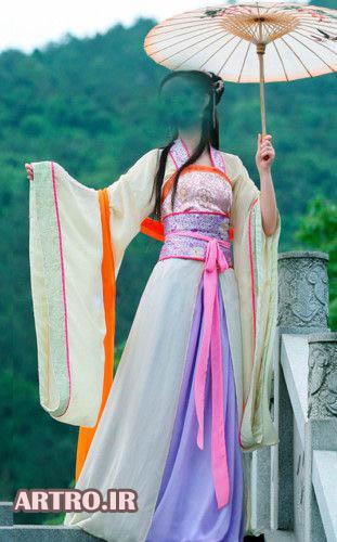 مدل لباس کیمونو