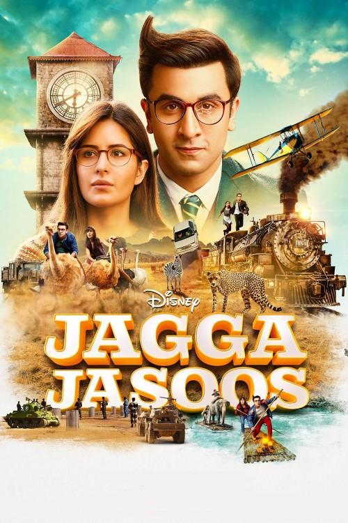 دانلود فیلم Jagga Jasoos 2017