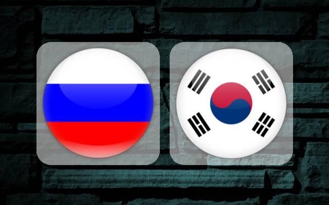 پخش زنده و انلاين بازي روسیه و کرهجنوبی