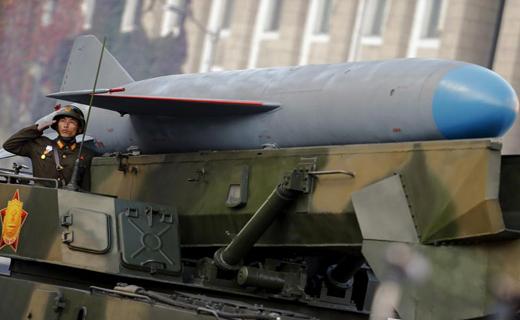 آمادگی کره شمالی برای آزمایش موشک های دوربرد