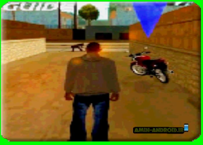 دانلود نرم افزار اندروید آموزش مراحل بازی GTA SAN ANDREAS GUIDE