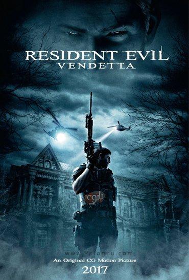دانلود فیلم Resident Evil Vendetta 2017 با لینک مستقیم