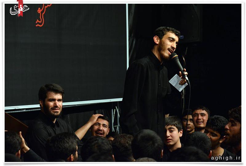 گلچين مداحي حاج مهدي رسولي ماه محرم سال 1396