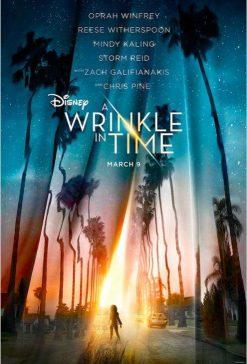 دانلود رایگان فیلم A Wrinkle in Time 2018